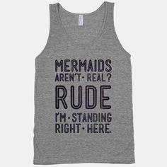 Mermaids Are Real   HUMAN