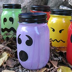Super simple to make and they will wow your trick or treaters or party guests!