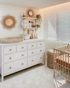Liesl's Nursery Reveal   Bohemian, Soft & Neutral
