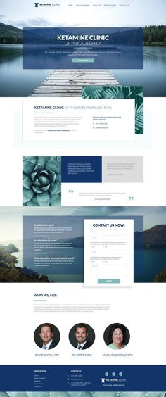 Modern Medical Website Design - Wix Website Ideas - DIY your own website with Wix. - Modern Medical Website Design Plus Design Websites, Site Web Design, Best Website Design, Web Design Tutorial, Web Design Templates, Homepage Design, Layout Design, Design De Configuration, Website Design Layout