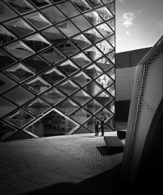 Prada flagship store Omotesando, Tokyo, Japan Herzog & de Meuron, arch. #light #lights #axolight