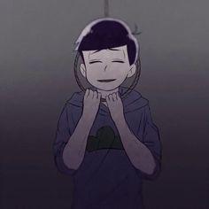 Creo que es Karamatsu, pero tampoco estoy segura si es que todos son la misma persona. - Osomatsu-san