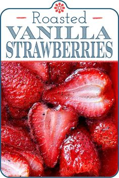 Strawberry Huller, Strawberry Mousse, Strawberry Topping, Strawberry Recipes, Fruit Recipes, Dessert Recipes, No Bake Desserts, Delicious Desserts, Simply Recipes