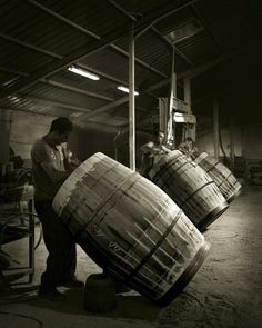 Albert Watson Captures the Magic of the Iconic Whisky Maker
