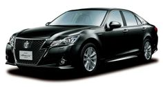 2014 Toyota Crown | Toyota Crown Royal and Crown Athlete sedans reach 14th generation