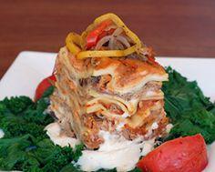 Duck Confit Lasagne Duck Confit, Entrees, Tacos, Yummy Food, Pasta, Beef, Meals, Ethnic Recipes, Lasagna