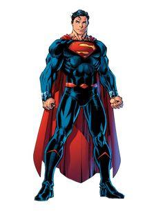 Superman (Rebirth) - Transparent by Asthonx1