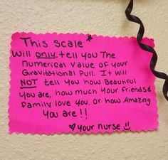 What would we do without all of the amazing nurses in the world?