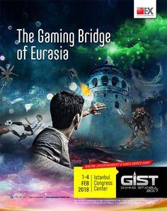 Gaming Istanbul sera de retour en 2018 - Après le succès de l'édition 2017, GL Events est fier d'annoncer la troisième édition de Gaming Istanbul, le salon du jeu vidéo ayant connu la croissance la plus rapide en Europe.