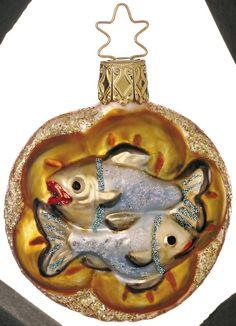 Inge Glas 2006#Christbaumschmuck#aus dem Hause Inge Glas.Weihnachtsbaumschmuck made in Germany mundgeblasen und von Hand bemalt bei www.gartenschaetz...