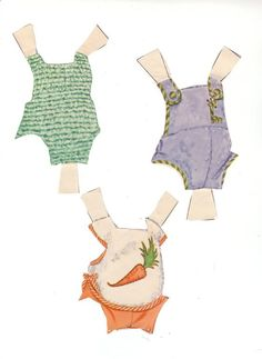 Baby Pat - outfits - 2