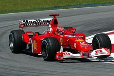 2002 Ferrari F2002 (Michael Schumacher)