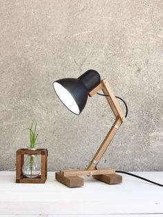 The Mehanik - desk lamp by Paladim
