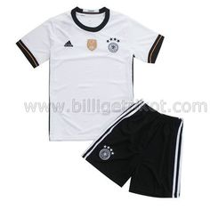 Deutschland Heim trikot Kinder 2016 €18,90!!Günstige Fußball Trikots