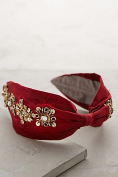 Beautiful jeweled headband - take an additional 25% off with code:  INAFLURRY http://rstyle.me/n/u926mnyg6