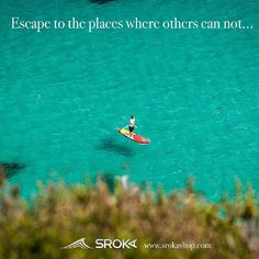 Escape to the places where other can not... #standup #sup #paddle #enjoy #paradise # tagforlike #brittany #surfing #paddlebaord #havefun