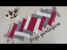 Renkli uzun lif modeli yapımı çeyizlik ve siparişler için oldukça güzel bir lif modelidir. Farklı renkli ip tercihleri ile yapabileceğiniz kolay lif model Quilt Blocks, Weaving, Crochet Hats, Quilts, Lace, Farmhouse Rugs, Pot Holders, Amigurumi, Knitting Hats
