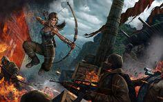 Tomb Raider Reborn Entry by bpsola by bpsola on deviantART
