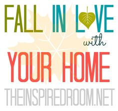 5 ways fall in love with your home this Fall.