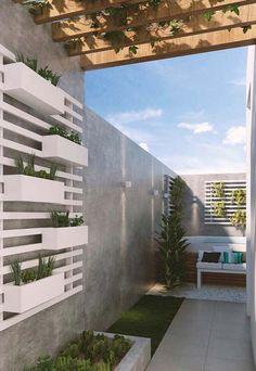 32 Ideas Wooden Pergola Patio Home Patio Pergola, Wooden Pergola, Diy Patio, Backyard Patio, Backyard Landscaping, Home Garden Design, Interior Garden, Narrow Patio Ideas, Rooftop Design