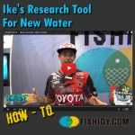ICAST 2013 – How Mike Iaconelli Uses Fishidy as a Research Tool To Fish New Water - AnglingAuthority.com
