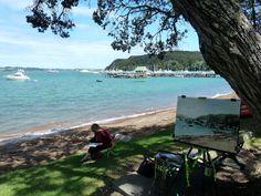 Russell Island, New Zealand