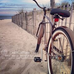 It S Just A Beach Cottage Life René Marie Photography Find This Pin And More On Bikes At The