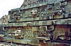quetzalcoatl dios templo - Buscar con Google