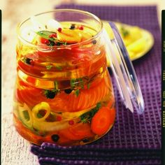 Salmon Recipes, Fish Recipes, Gravlax Recipe, Marinated Salmon, Salty Foods, Canning Recipes, Sweet And Salty, Fish And Seafood, Healthy Dinner Recipes