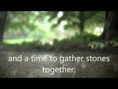 For every thing there is a season. #bible #christian #inspiration - YouTube