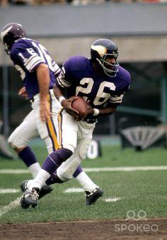 60e9a3c20 Minnesota Vikings running back Clint Jones (26) in action against the  Buffalo Bills at · Football UniformsSchool ...