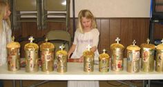A Dwelling Place for Jesus - Tabernacle craft