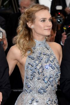 Diane Kruger in Prada at The Sea Of Trees Premiere at the 2015 Cannes Film Festival