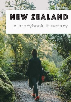SOUTH ISLAND - New Zealand storybook itinerary