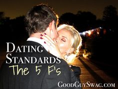 The 5 F's of dating we talk about on today's podcast are: Finances, Future, Friends, Family and Faith.