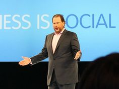 I had the chance to meet Marc Benioff and listen to his keynote address at the Utah Technology Conference's 2014 Hall of Fame Celebration. Here are five lessons I learned.