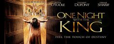 One Night with the King is a dramatization of the Biblical story of Esther, who risked her life by approaching the king to request that he save the Jewish people. The movie was produced by Matt Crouch and Laurie Crouch. Best New Movies, Great Movies, Good Christian Movies, Story Of Esther, Kings Movie, Arch Enemy, Watch One, Movie Trailers, First Night