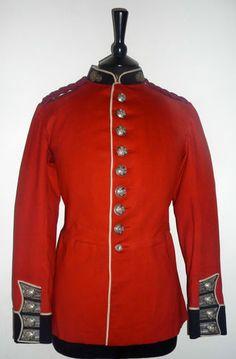 Honourable Artillery Company Tunic - 1856 Pattern