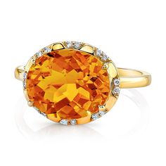 Fit for royalty. Checkered Oval Citrine And Diamond Ring in 14k Yellow Gold http://www.ebay.com/itm/4-48-TCW-Citrine-Checkerboard-Oval-And-Diamond-Ring-In-14k-Yellow-Gold-/361995814635?hash=item5448a1c6eb:g:s9YAAOSwdGFY4IDJ&utm_content=buffer78a5b&utm_medium=social&utm_source=pinterest.com&utm_campaign=buffer