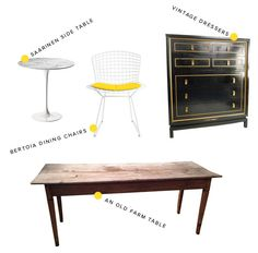 5 Craigslist Tips - for furniture buying