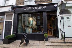 charles burnand, shop exterior