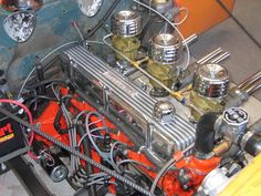 chevrolet 235 straight six | ... stroke any chevy trans will work here s my old truck with a chevy 250