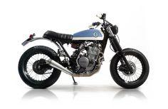 #Honda NX 650 Dominator CRD#23 ¨Coyote¨ / Encargos de otros clientes / motos / Home - Cafe Racer Dreams