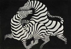 Victor-Vasarely-Zebra-1938.jpg (1600×1092)