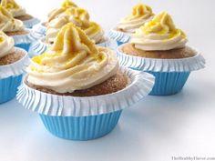 Cupcakes de Maple y Vainilla