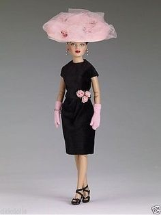 2013-Tonner-Garden-Club-Luncheon-Tiny-Kitty-Collier-hand-paint-10-Fashion-Doll