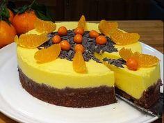 Sorbete de mandarina - Recetas de cocina fáciles, sanas y saludables, postres caseros - YouTube