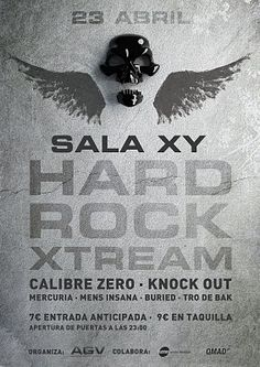 Cartel Hard Rock Xtream