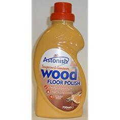 Astonish Non-Slip Wood Floor Polish 750ml