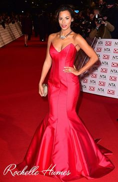 Our take on the National Television Awards   Alicia Kay Style